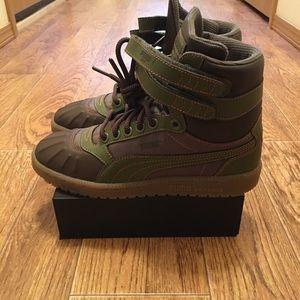 [Puma] Sky Hi II Duck Men's Sneakers NEW